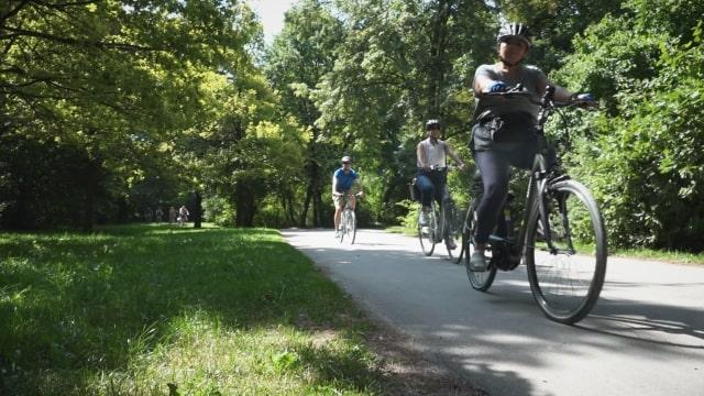 Radlbauer ADFC E-Bike Kurs
