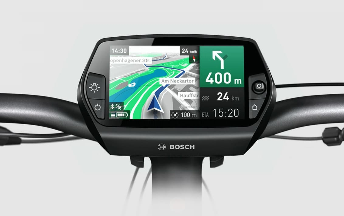 Bosch E-Bike Displays - Nyon
