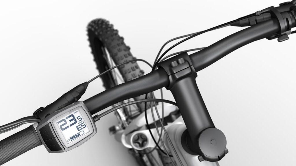 Bosch Purion E-Bike Display