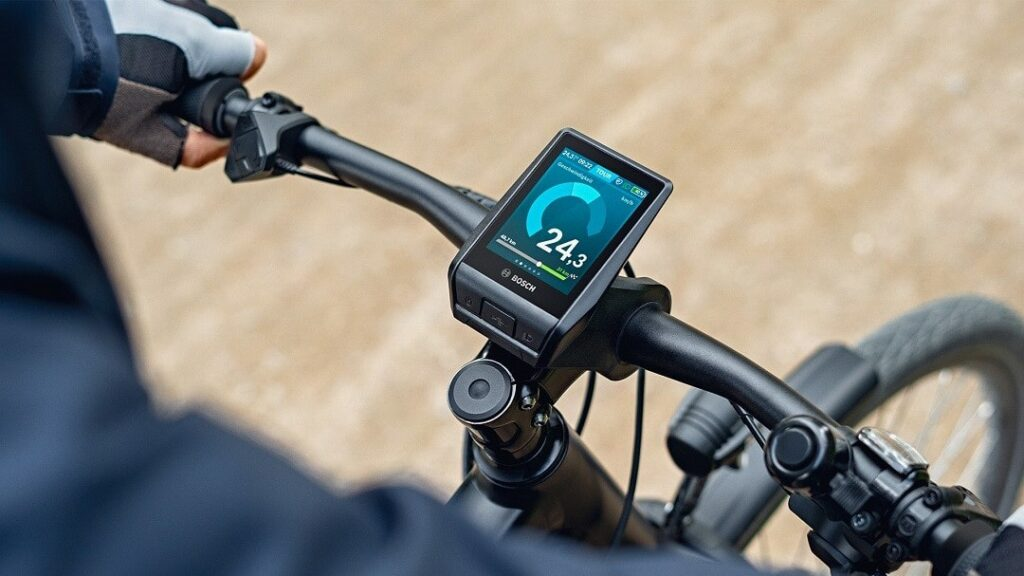 Bosch eBike Systems Nyon E-Bike Display 2021