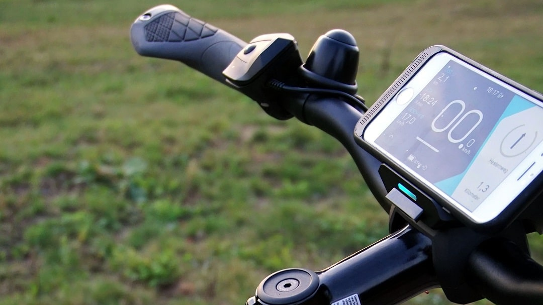 COBI.Bike - Bosch E-Bike SmartphoneHub - Erfahrungsbericht - Diamant E-Bike - Smartphone als Display