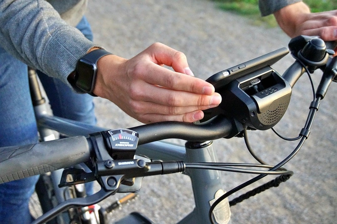 COBI.Bike - Bosch E-Bike SmartphoneHub - Erfahrungsbericht - Smartphone als E-Bike Display
