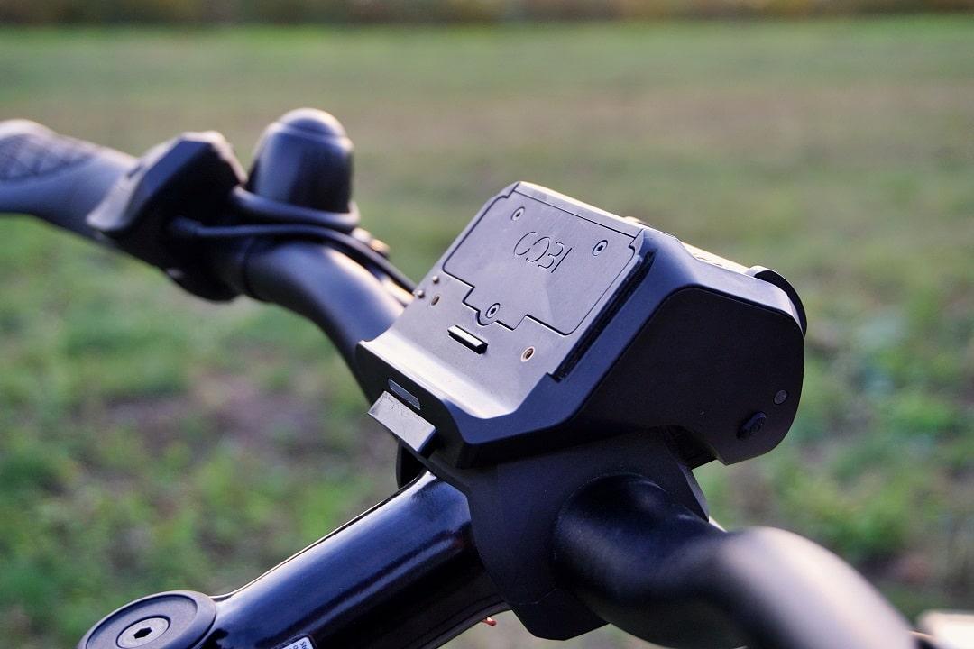 Cobi.Bike ersetzt Intuvia - Cobi Air - Smartphone