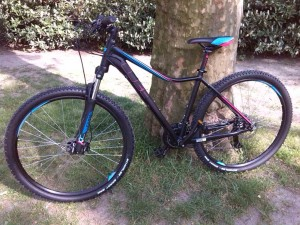 CUBE Access WLS Disc 29er 2016