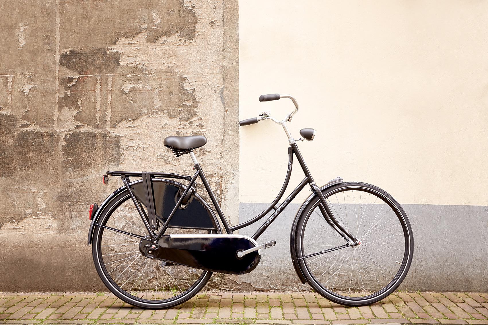 Mythos Hollandrad Gazelle Classic Panther - Hollandrad kaufen - Test - Information Lucky Bike