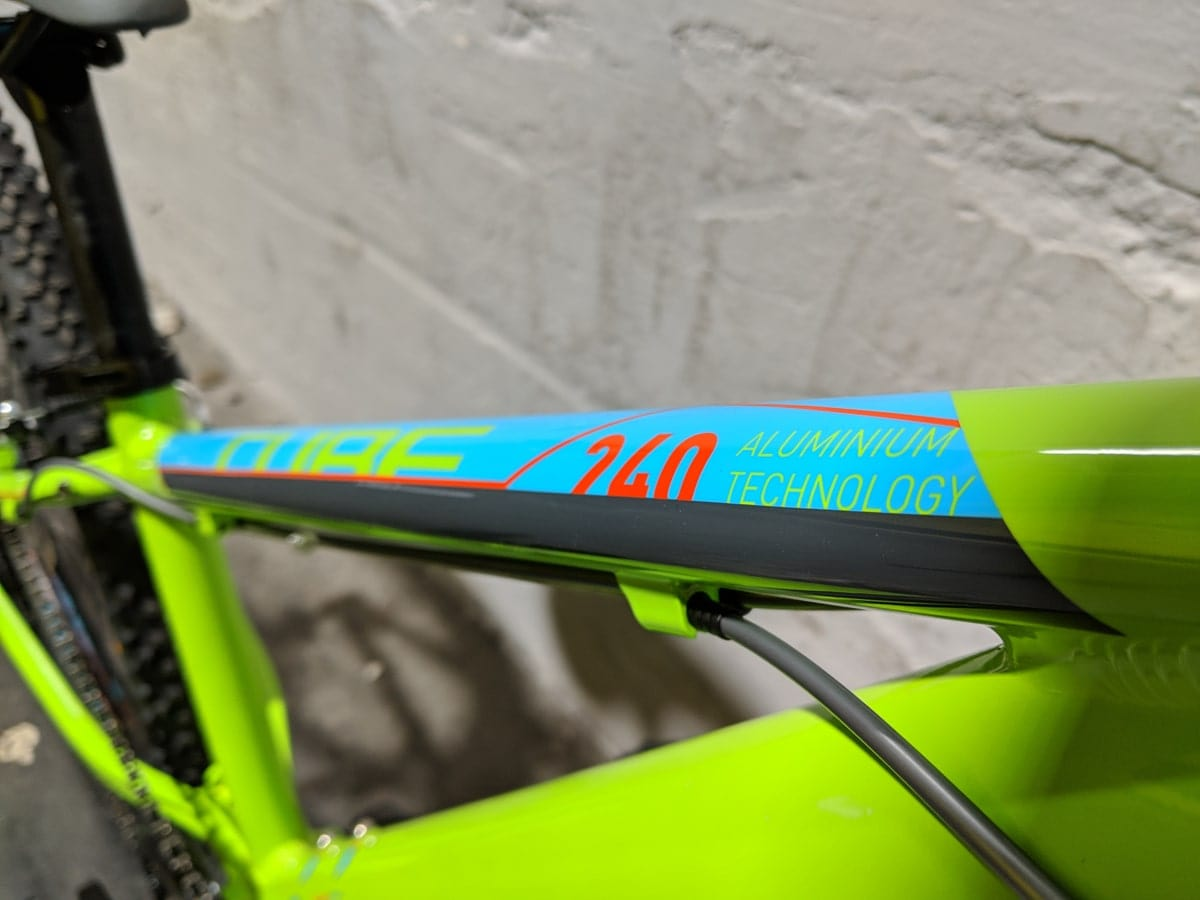 Cube Acid 240 Kinder Mountainbike - Kids MTB - leichter Aluminium Rahmen