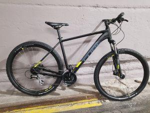 Cube Aim Pro 2019 - Test Lucky Bike