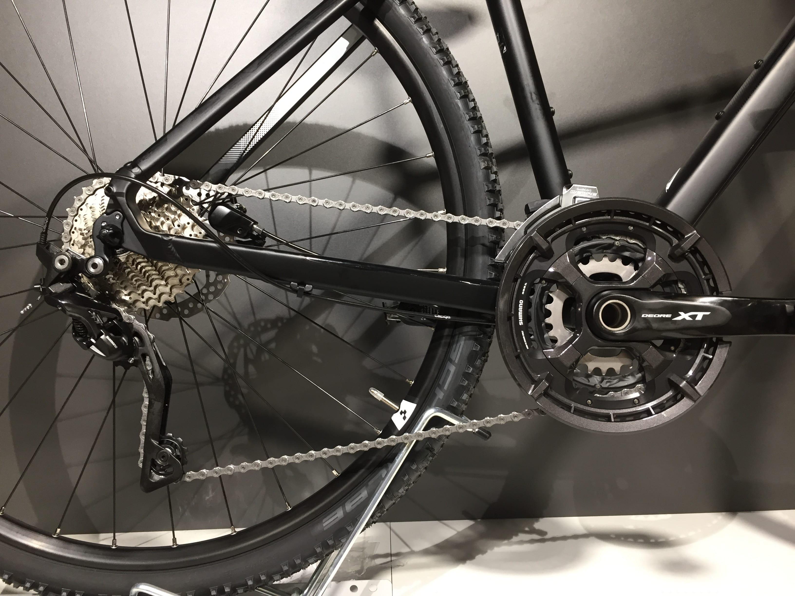 test cube cross pro 2018 lucky bike blog. Black Bedroom Furniture Sets. Home Design Ideas