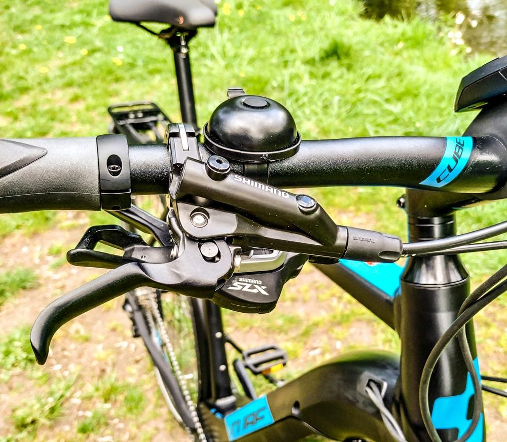 Cube Kathmandu Hybrid EXC 500 2019 - Testbericht Lucky Bike Radlbauer - Shimano SLX E-Bike