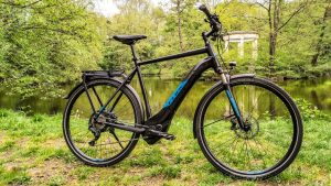 Cube Kathmandu Hybrid EXC 500 2019 - Testbericht Lucky Bike Radlbauer - Titelbild E-Bike