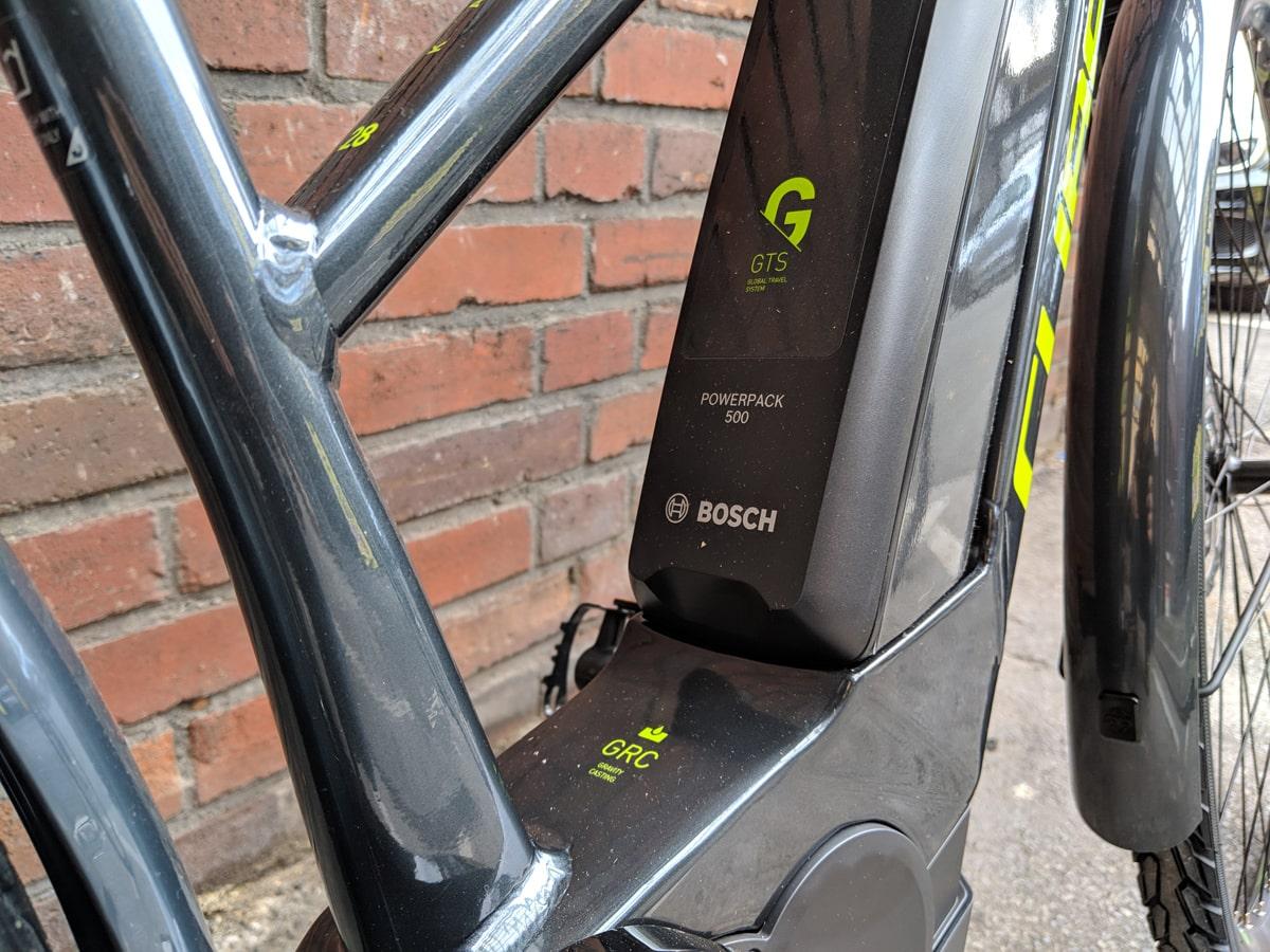Lucky Bike Testbericht zum Cube Kathmandu Hybrid Pro 500 2019 - Schönes E-Bike bzw. Pedelec mit 500 WH Akku von Bosch