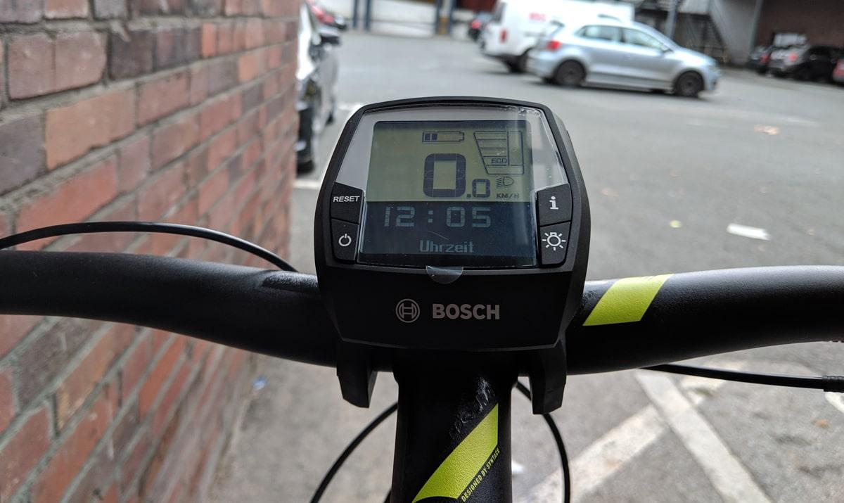 Lucky Bike Testbericht zum Cube Kathmandu Hybrid Pro 500 2019 - Schönes E-Bike bzw. Pedelec von Cube mit Bosch Intuvia Display