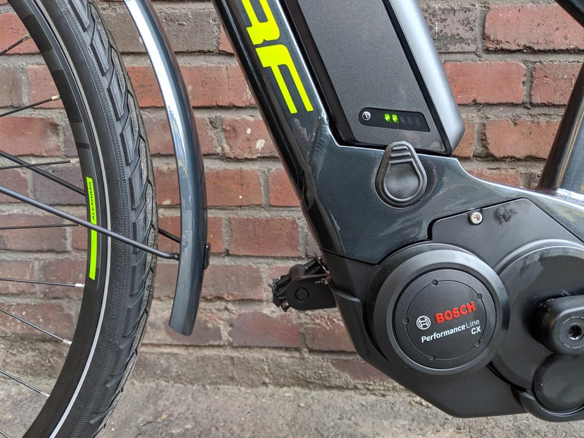 Lucky Bike Testbericht zum Cube Kathmandu Hybrid Pro 500 2019 - Schönes E-Bike bzw. Pedelec von Cube mit einem Bosch Performance Line CX Motor
