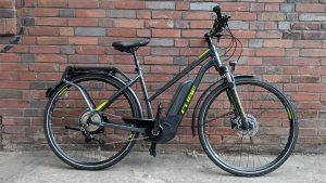 Lucky Bike Testbericht zum Cube Kathmandu Hybrid Pro 500 2019 - Schönes E-Bike bzw. Pedelec von Cube