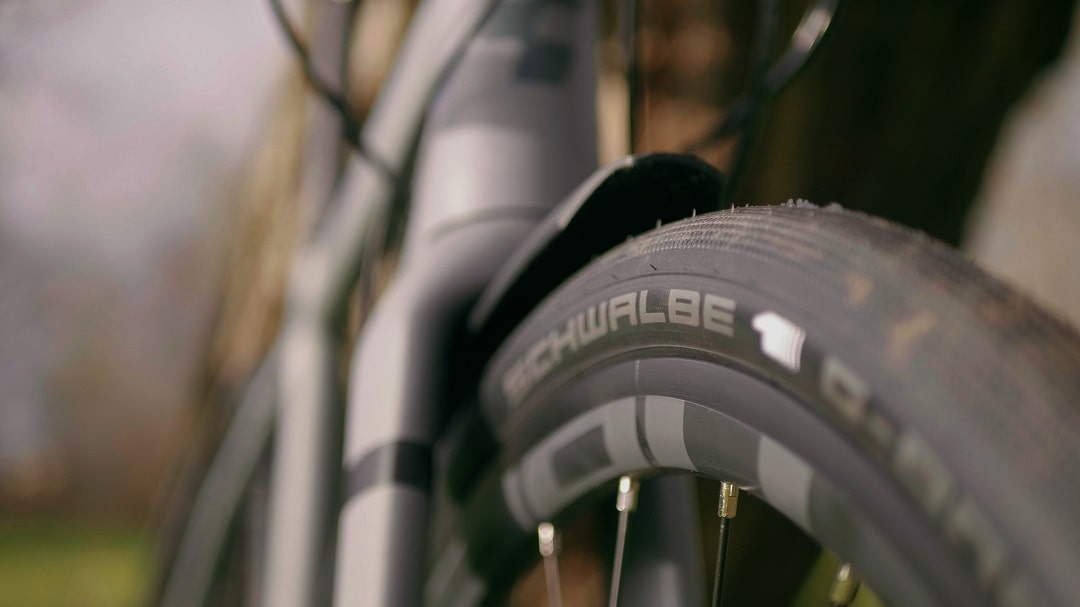 Cube Nuroad Pro FE 2020 - Schwalbe Reifen