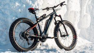 Cube Nutrail Hybrid 500 2019 - Testbericht - Lucky Bike Test - Fatbike im Schnee