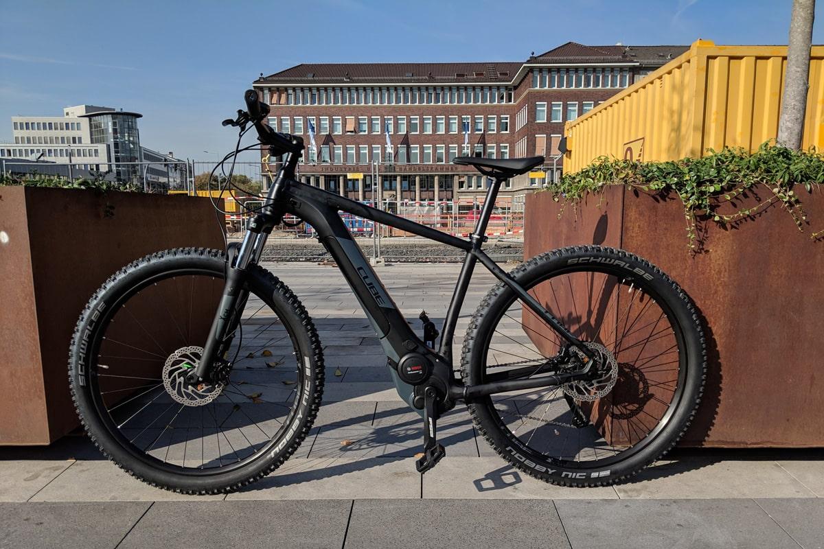 Test: Cube Reaction Hybrid EXC 500 2019 | Lucky Bike Blog