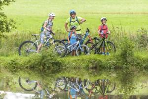 Fahrradtour - Eltern & Kinder
