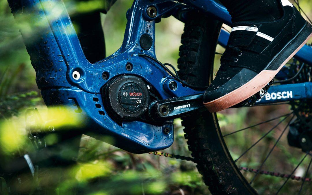 Bosch stellt seine E-Bike Neuheiten für 2020 vor