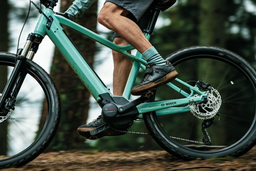 Der neue Bosch Performance Line Motor - sportlich - E-Trekkingbike 2020