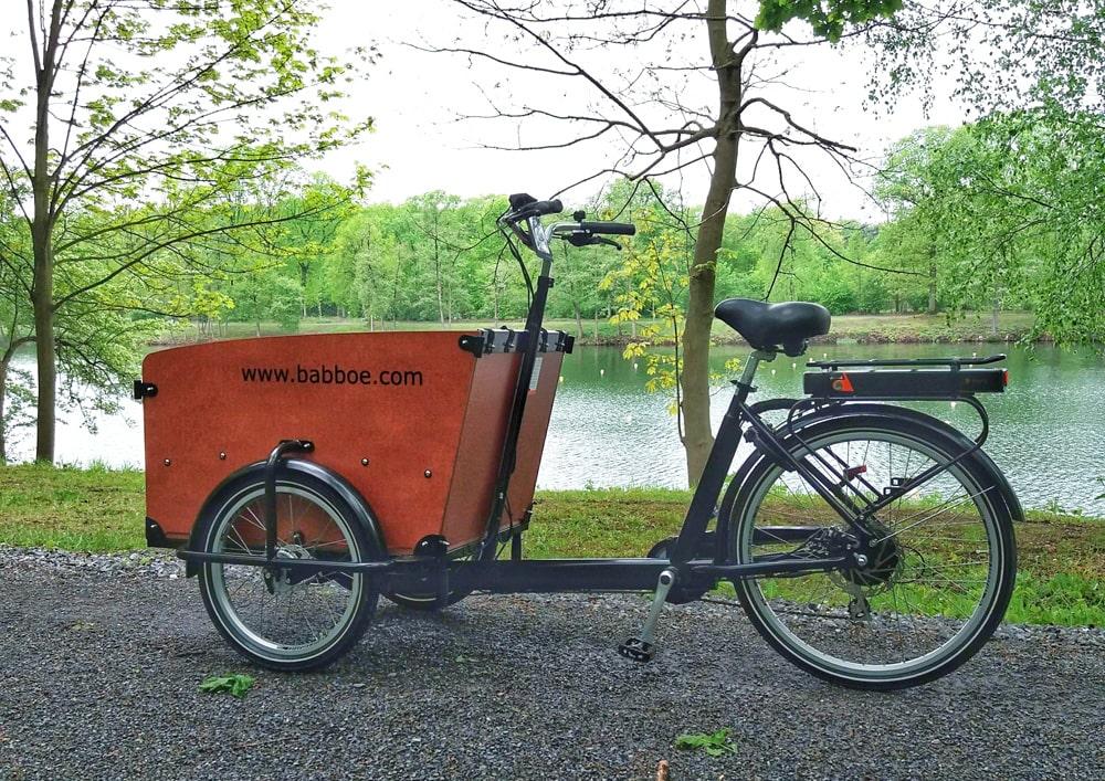 E-Lastenrad - Erfahrungsbericht einer jungen Mutter - Babboe Big E Autoersatz - Lastenfahrrad Elektro