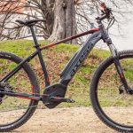 E-MTB - Axess Rogue E-Tech - E-Mountainbike Hardtail mit Technik von Bosch und Shimano - E-Mountainbike Hardtail
