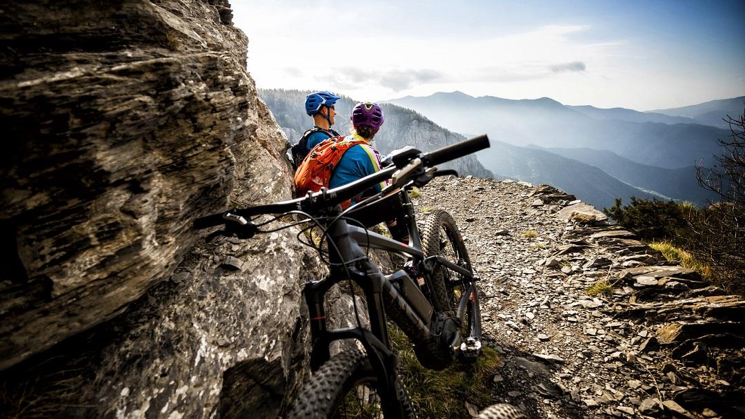E-Mountainbike Sicherheitsaspekte - Darauf musst du achten, um sicher auf deinem E-MTB unterwegs zu sein