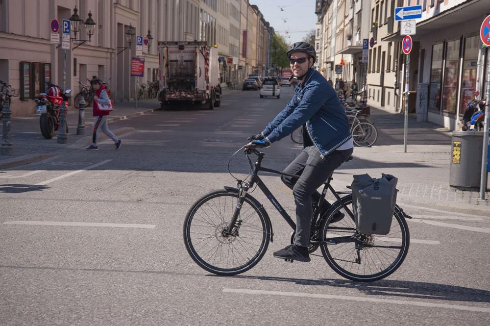 Fahrradklima-Test - Radlbauer - ADFC - Radentscheid Muenchen