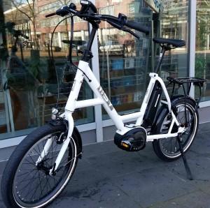 Hartje ISY Kompakt-E-Bike 8-Gang