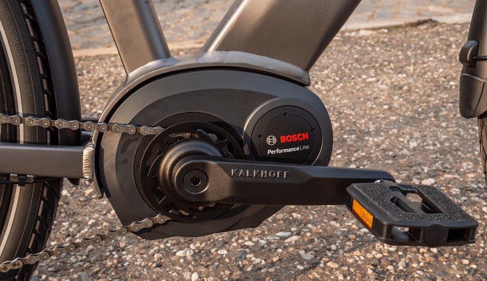 KALKHOFF ENDEAVOUR E-PRO HERREN 2019 bei Lucky Bike kaufen - Bosch Performanceline Motor