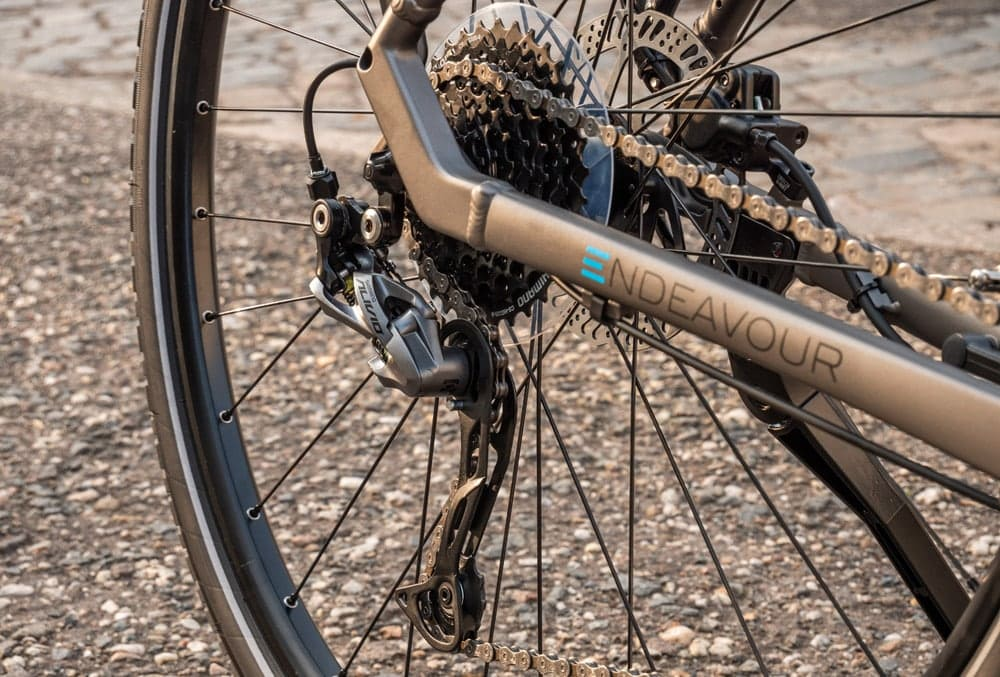 KALKHOFF ENDEAVOUR E-PRO HERREN 2019 bei Lucky Bike kaufen - Shimano Schaltwerk