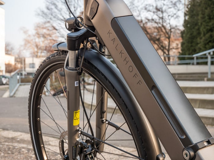 KALKHOFF ENDEAVOUR E-PRO HERREN 2019 bei Lucky Bike kaufen - integrierter Akku