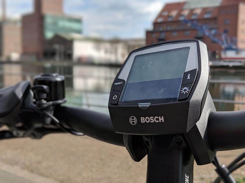 KTM Macina Style LTD 9 Trapez 2019 mit Bosch Intuvia Display