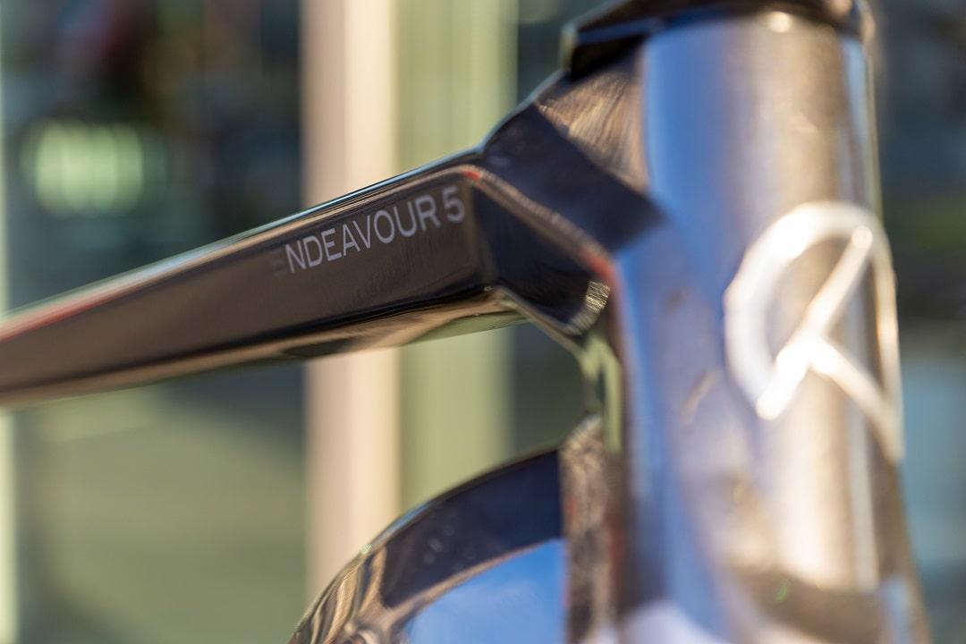 Kalkhoff Endeavour 5B Move 45 2020 - stabiler und leichter Rahmen aus Aluminium