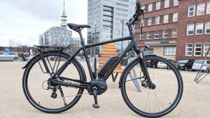 Kalkhoff Voyager E-Pro 500 2019 - Titelbild Lucky Bike Blog Testbericht