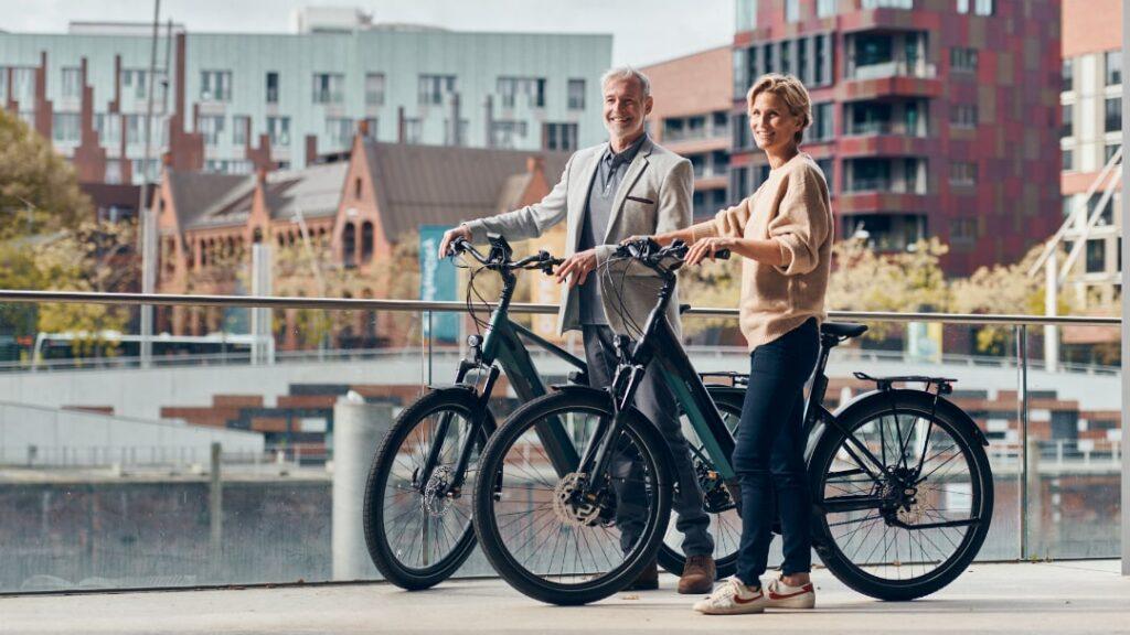 Kaufberatung_E-Citybike_Kreidler_E-Citybike_Damen_Herren