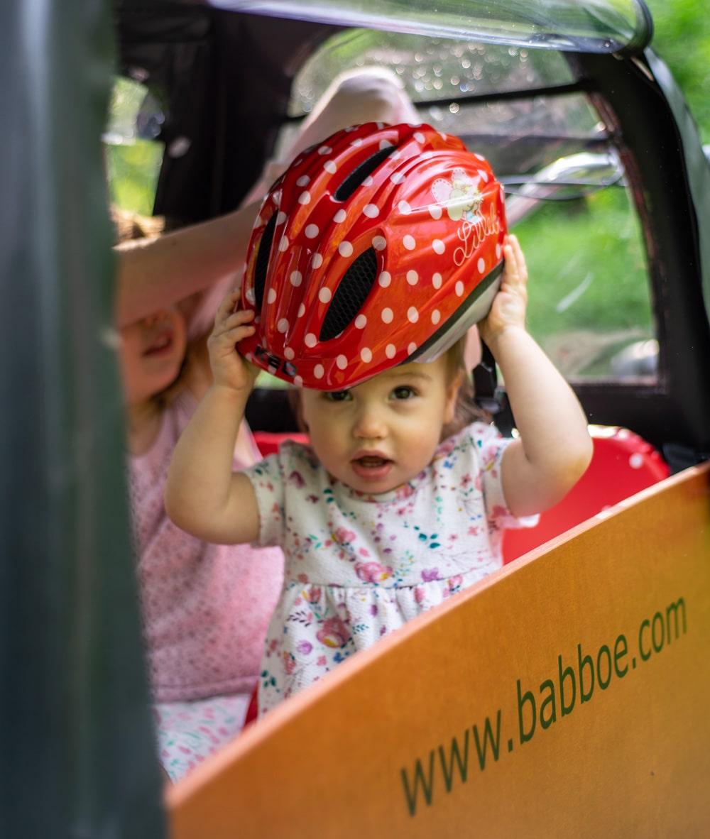 Lastenrad - Erfahrungsbericht einer jungen Mutter - Babboe Big E mit Kindern - Lastenfahrrad Elektro