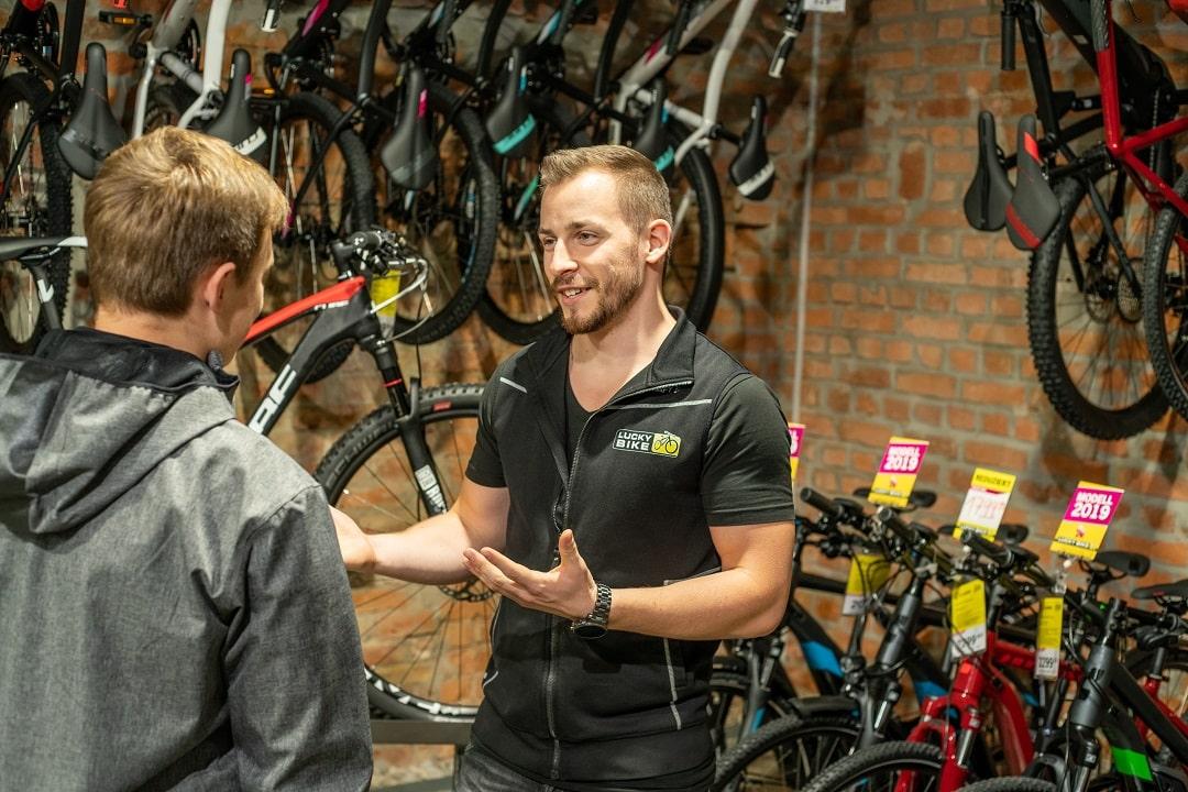 Lucky Bike Radlbauer - Top-Beratung - Fahrradleasing