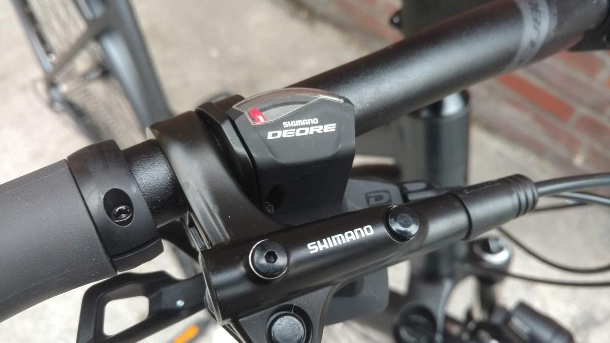 Lucky Bike Testbericht - Cube Kathmandu Pro 2019 - Shimano Deore Mix