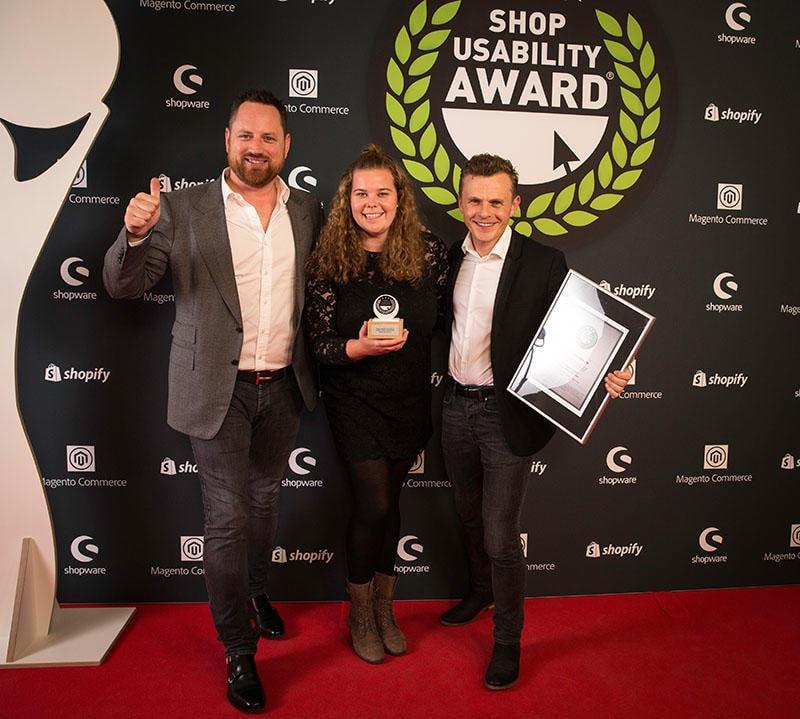 Lucky Bike_Shop Usability Award_2019