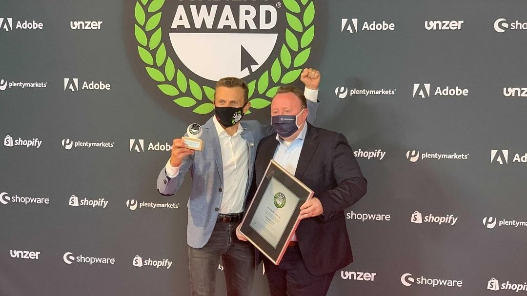 Lucky Bike_Shop Usability Award_2020_Header