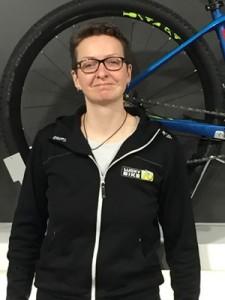 Daniela Finke Lucky Bike Mitarbeiterin aus Duisburg