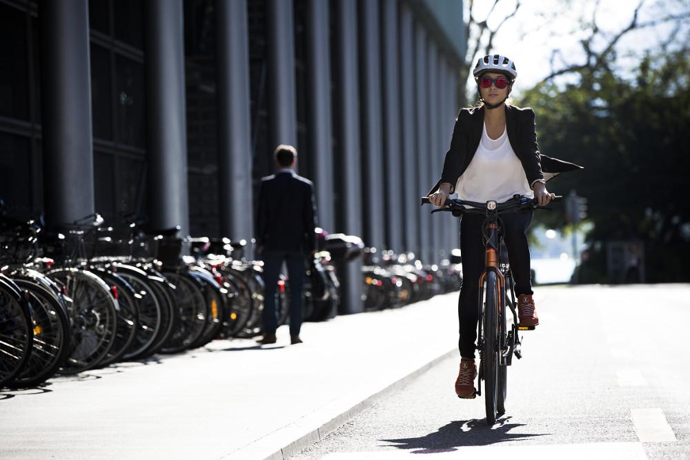 Fit bleiben mit dem Fahrrad
