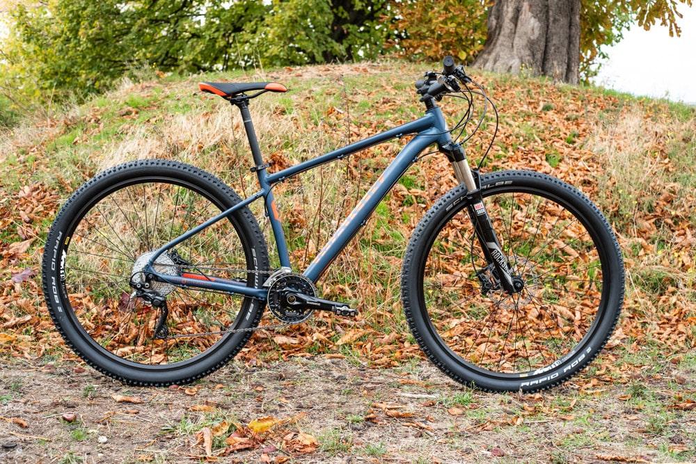 Marin Bobcat LTD XT - Lucky Bike Test - Vollansicht Rad