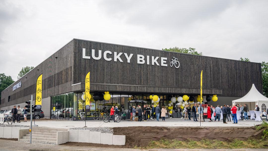 Lucky Bike_Bielefeld_Filialeröffnung_Außenansicht
