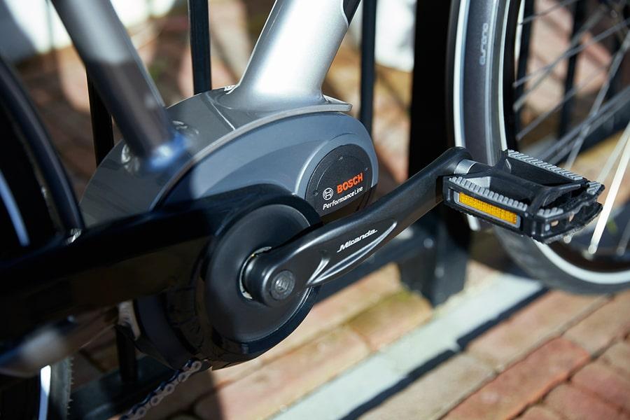 Pendeln mit dem E-Bike - Erfahrungsbericht Einsteiger - Bosch Motor