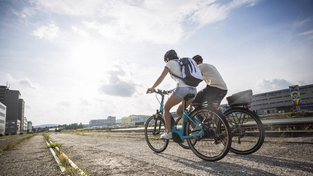 Pendeln mit dem E-Bike - Erfahrungsbericht Einsteiger - Titelbild