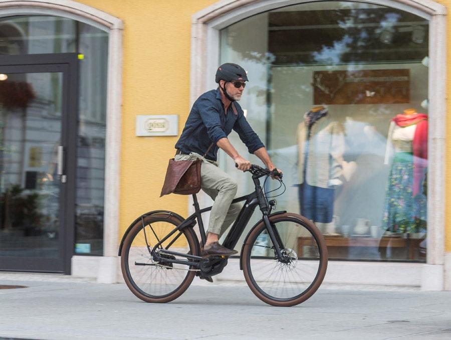Pendeln mit dem E-Bike - Erfahrungsbericht Einsteiger