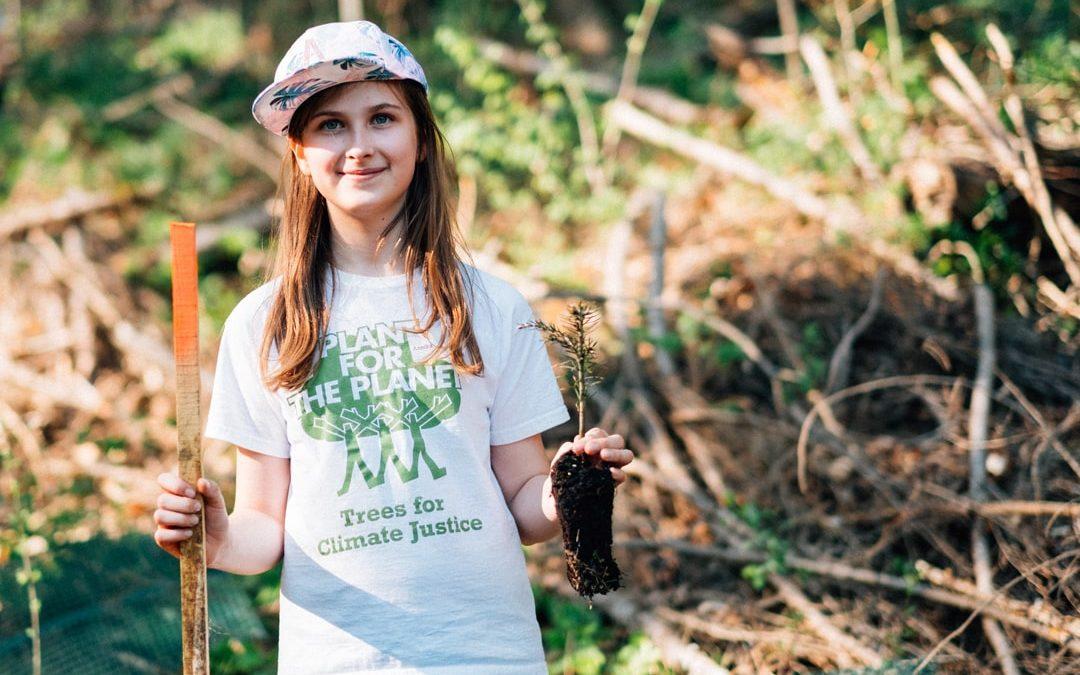 Plant-for-the-Planet – Bäume pflanzen für eine bessere Welt