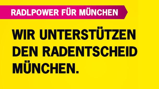 Interview zum Radentscheid München: Mehr Platz für Radler